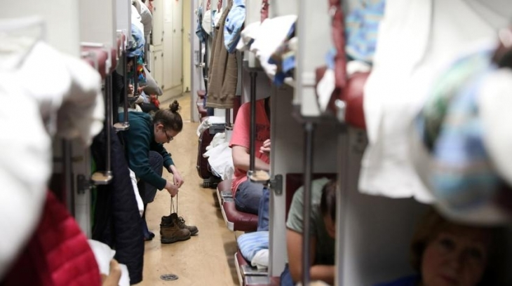 В найближчі роки в Україні зникнуть плацкартні вагони