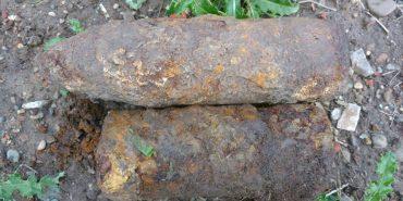 На Прикарпатті знайшли та знешкодили небезпечні боєприпаси. ФОТО