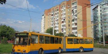 У Івано-Франківську здаватимуть в оренду тролейбуси