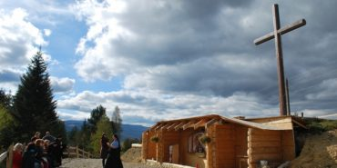 Полонину Горган над Микуличином оголосили місцем паломництва. ФОТО