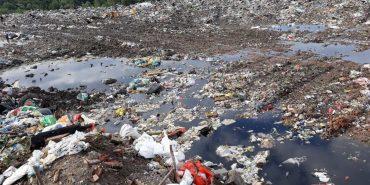 """Як жителі мікрорайону """"Канада"""" борються з районним сміттям. ЛОНГРІД"""