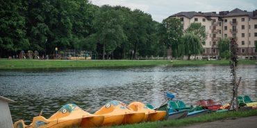 У Коломиї підлітки захотіли освіжитися в озері