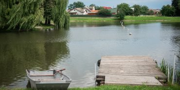 Двоє нетверезих коломиян хотіли скупатися в озері – завадили рятувальники