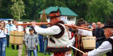 На гуцульському фестивалі на Яремчанщині хочуть встановити ще один рекорд України