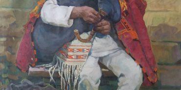 Коломиянам покажуть виставку Петра Сахра, приурочену 100-річчю від дня народження художника