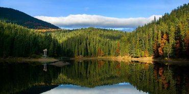 Озеро Синевир тимчасово закриють для відвідувань