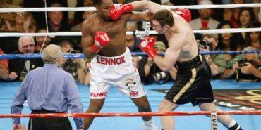 Віталій Кличко повернеться на ринг та проведе бій з Леноксом Льюїсом