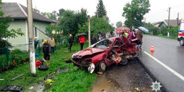 Винуватця смертельної ДТП на Коломийщині взяли під варту