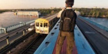 На Західній Україні від удару струмом на даху потяга загинув 20-річний хлопець