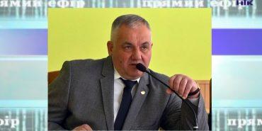 Голова Коломийської районної ради Роман Дячук вийде в прямий ефір. АНОНС