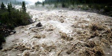 Дощі вже встигли наробити шкоди