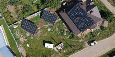 У Снятині змонтовано сонячну електростанцію потужністю у 33 кВт