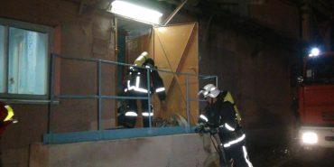 На Франківщині 15 машин гасили пожежу на хлібокомбінаті. ФОТО