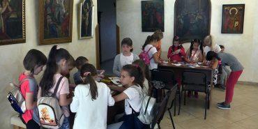 Веселі канікули з Богом: у Коломиї завершив роботу християнський табір. ВІДЕО