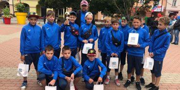 Юні футболісти з Коломиї повернулися з міжнародного турніру у Польщі. ФОТО