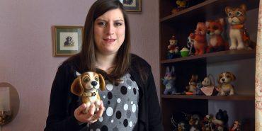 Лялькове хобі: майстриня з Коломийщини виготовляє іграшки з шерсті. ВІДЕО