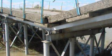 Пошкоджені стихією дороги і мости на Франківщині  відновлюватимуть за кошти місцевих бюджетів