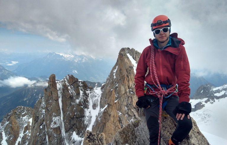Коломиянин підкорив найвищу вершину Західної Європи – Монблан. Як йому це вдалося
