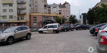 Поліція затримала за розбійний напад двох прикарпатців. ФОТО