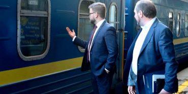 В українських поїздах прибиратимуть по-новому