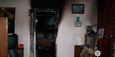 Деталі пожежі на Франківщині, у якій загинуло двоє маленьких дітей