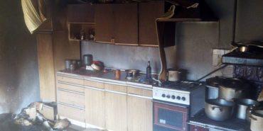 У пожежі на Коломийщині загинув чоловік