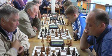 Шахісти з Коломиї перемогли на третьому етапі обласної Прем'єр-ліги. ФОТО
