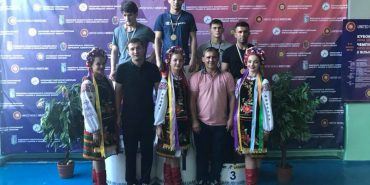 Двоє коломиян вибороли перемогу на чемпіонаті України з вільної боротьби. ФОТО