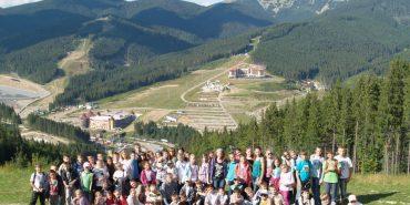 Коломиян запрошують весело провести час у християнському таборі в Карпатах. ФОТО