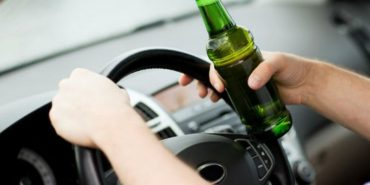 Поліція Івано-Франківщини закликає водіїв не сідати п'яними за кермо