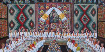 Традиції і звичаї Коломийщини – у неперевершених роботах Юрія Лесюка. ФОТО