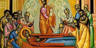 Сьогодні Церква відзначає одне з найбільших свят – Успіння Пресвятої Богородиці