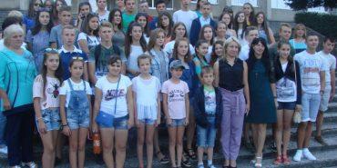 На Івано-Франківщині учасники шкільної Ліги Сміху вирушили на відпочинок до Львова