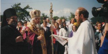 Сьогодні минає 92 річниця від дня народження владики Павла Василика. ФОТО+ВІДЕО