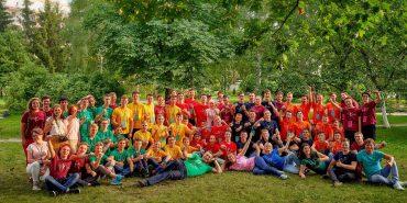 100 активних підлітків з різних регіонів України пройшли відбір улітню освітню школу