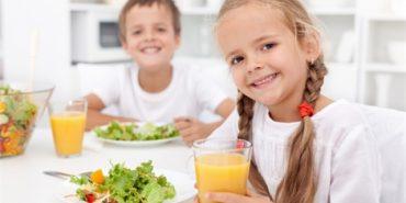 У МОЗ дали поради щодо здорового харчування школярів