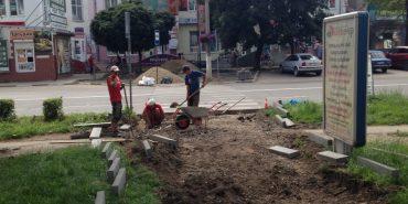 На Прикарпатті з'являться нові підходи до пішохідних переходів. ФОТО