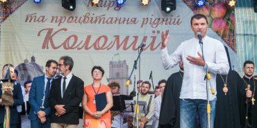 Андрій Іванчук про фонтан, будівництво дзвіниці та реконструкцію соборів у Коломиї. ВІДЕО