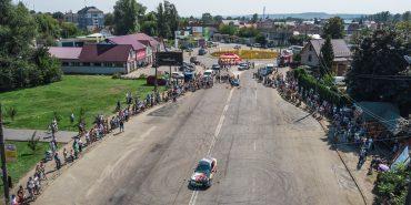 У Коломиї стартував фестиваль автомотоавіатехніки Drive for life: що там відбувається. ФОТОРЕПОРТАЖ