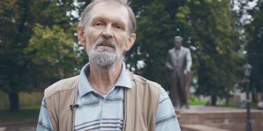 Скульптор Василь Андрушко про місто з європейськими рисами у спецпроекті до 777-річчя Коломиї. ВІДЕО