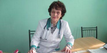 Дитячий лікар Майя Григорчук 55 років лікує малих коломиян. ФОТО