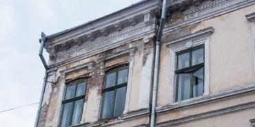 Будинки-привиди Коломиї. ФОТО