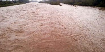На Коломийщині розлилися річки. ВІДЕО