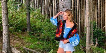 """""""Я пишаюся, що народилася в Ковалівці"""", – Олеся Стефанко оприлюднила колоритне фото"""