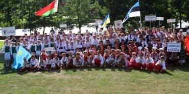 """Ансамбль """"Сварга"""" з Коломиї презентував українську культуру в Польщі. ВІДЕО"""