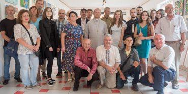 """У Коломиї відбулось урочисте закриття мистецького БІЄНАЛЕ """"KOLOMYIA-ART"""". ФОТО"""
