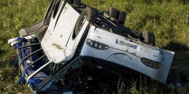 Серед постраждалих у ДТП в Угорщині – мешканці Прикарпаття. ФОТО