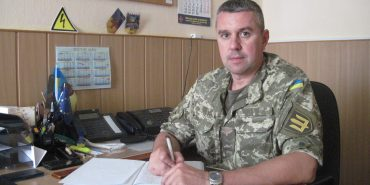 У Коломиї – новий військовий комісар. ФОТО