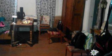 На Франківщині двоє молодиків пограбували квартиру і побили квартиранта. ФОТО