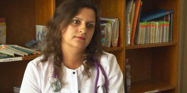 Знайомство з коломийськими медиками: Тетяна Головач. ВІДЕО